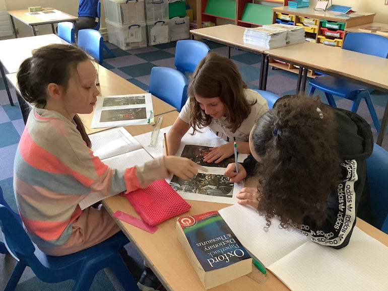 We want all our pupils to fly